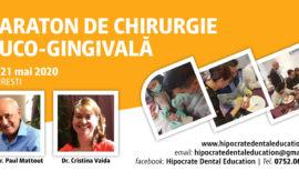 Maraton de Chirurgie Muco-Gingivala